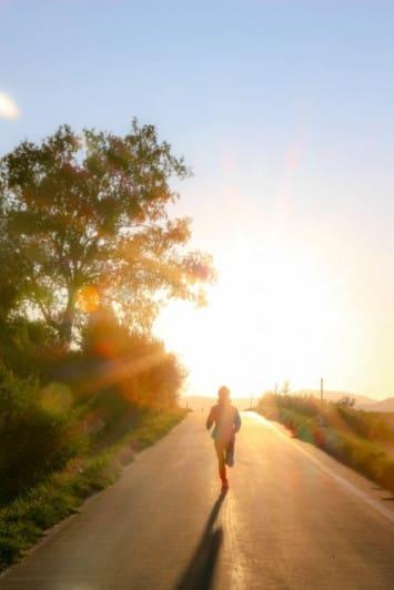千里丘で光を見つける:俊カイロ